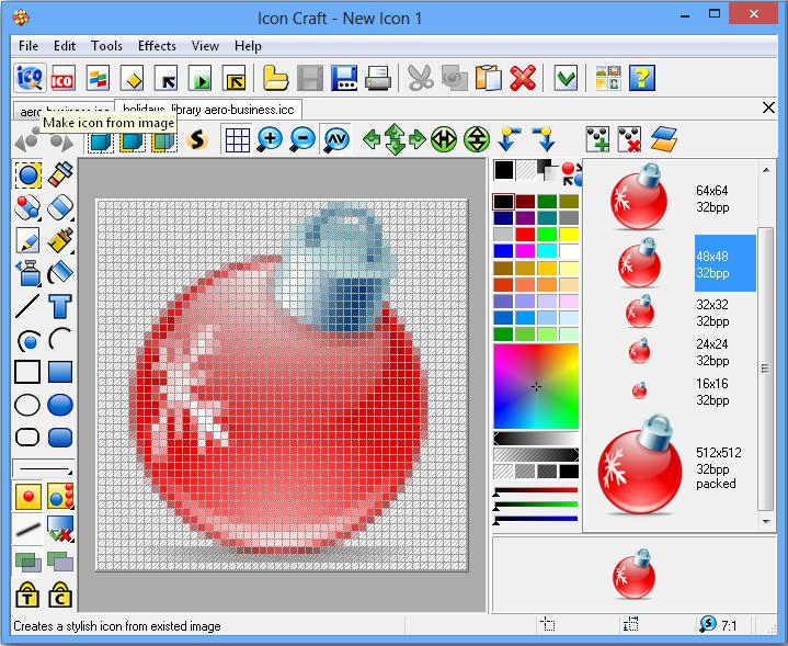 图标创建编辑器 Icon Craft v4.68-WP迷死