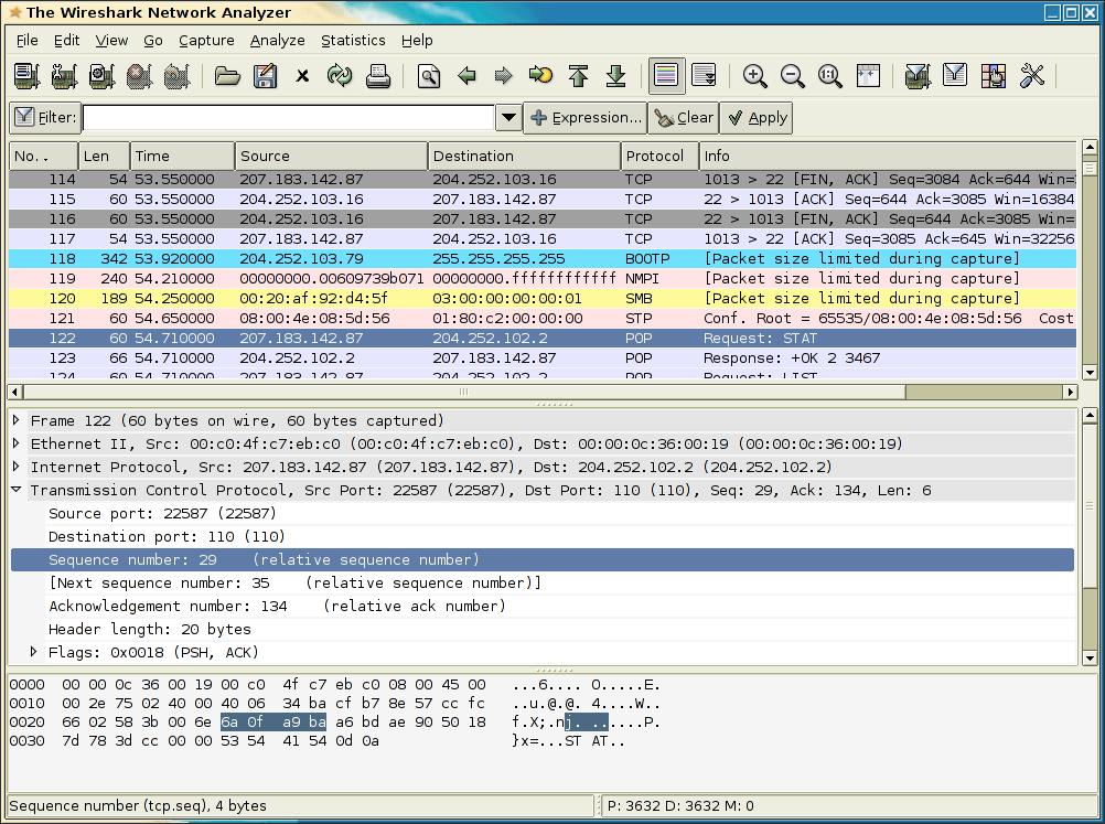 网络抓包工具 WireShark v2.6.4-WP迷死