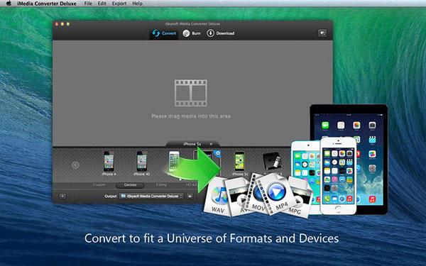 iSkysoft iMedia Converter Deluxe v10.3.2.183-WP迷死
