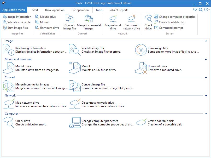 磁盘镜像创建工具 DiskImage Pro v12.3 Build 201-WP迷死