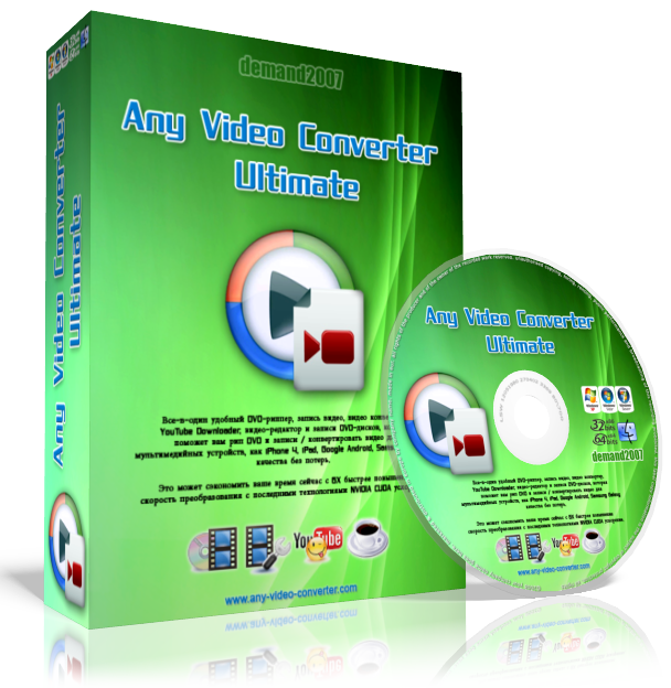 Any Video Converter Ultimate Box