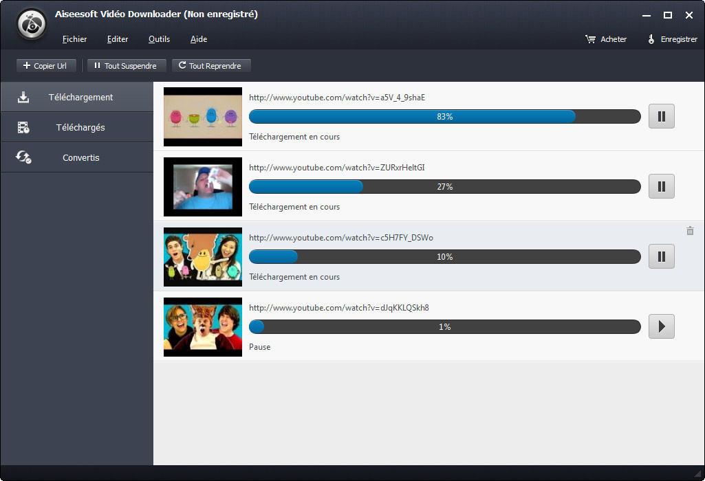 专业在线视频下载器 Aiseesoft Video Downloader v7.1.8-WP迷死