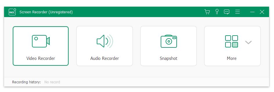 屏幕录像软件 Apeaksoft Screen Recorder v1.2.6-WP迷死