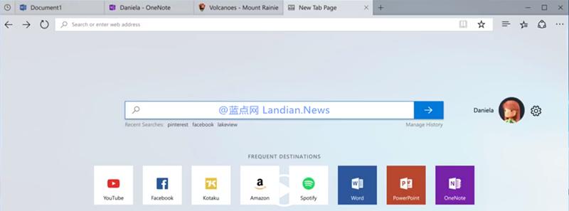 微软宣布即日起下线Windows 10测试版的Sets标签页功能