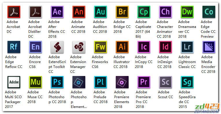 赢政天下 Adobe CC 2018 大师版 [v8.2#5]