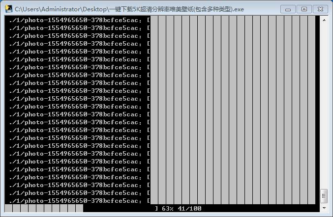5K高清壁纸下载工具-WP迷死