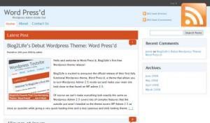 WordPress主题-WP2.6后台风格-WP迷死