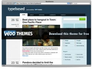 WordPress主题Typebased-WP迷死