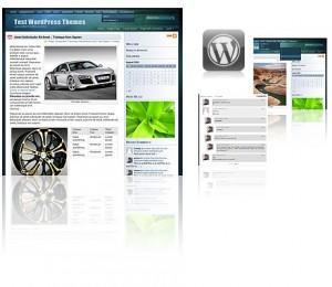 WordPress主题Eos theme-WP迷死