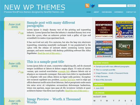 WordPress主题Blog Station-WP迷死