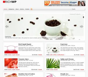 WordPress主题RichWP收费主题免费下载-WP迷死