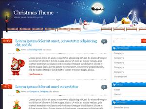 WordPress圣诞主题Xmas Theme-WP迷死