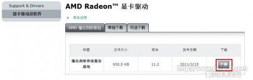 戴尔Dell Inspiron N3010(13R)/N4010(14R)/N5010(15R) ATI HD5650显卡驱动最新版下载-WP迷死
